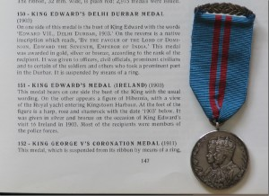 King George V's Coronation Medal 1911