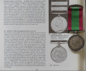 Medal for Afghanistan 1878-80