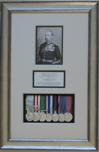 Surgeon Major General Sir John Reade (2)