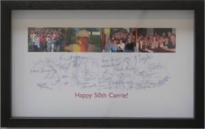 Carrie's bday frame 1