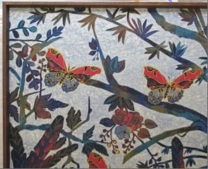 Batik one corner